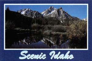 Idaho - Crystal Clear Ponds