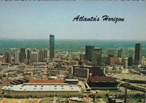 Georgia Atlanta The Horizon Skyline View