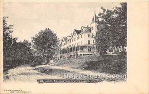 Hotel Arlington - White Lake, New York