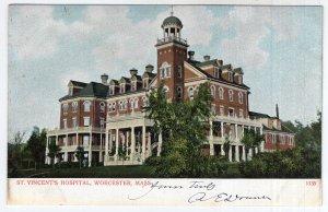 Worcester, Mass, St. Vincent's Hospital