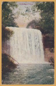 Minnehaha Falls, Minneapolis, Minn. - 1909