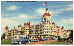 Maine South Portland  Poland Springs House Hotel