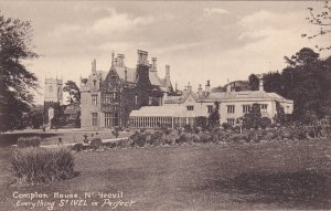 ST. IVEL, Witshire, England, 1900-1910´s; Compton House