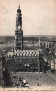 L'Hotel de Ville,Arras,France BIN