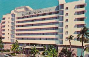 Florida Miami Beach The Casablanca Hotel 1967