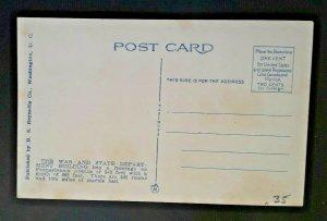 Mint Vintage Washington DC US State & War Departments Building 1920s Postcard