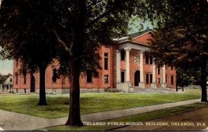 Florida Orlando Public School Building 1912