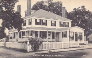Massachusetts Norton Wheaton Inn