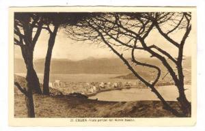 Ceuta , Spain.-Vista parcial del Monte Hacho, 00-10s