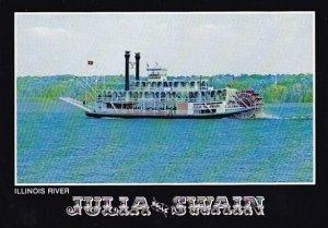 Julia Belle Swain Aurora Illinois