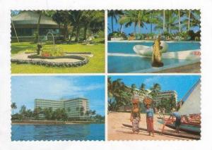 4 views of Hotel Bali Beach ,  Bali , Indonesia, 60-70s
