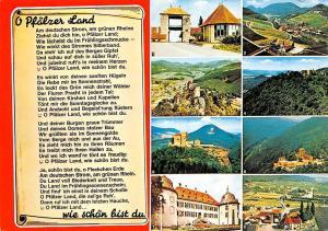 Pfalzer Land, Das Deutsche Weintor Hotel Leinsweiler Hof Burgruine Landeck
