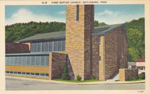 Tennessee Gatlinburg First Baptist Church