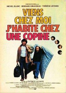 CPM AK Viens Chez Moi J'Habite Chez une Copine CINEMA FILM (780545)