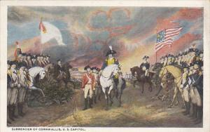 Surrender Of Cornwallis