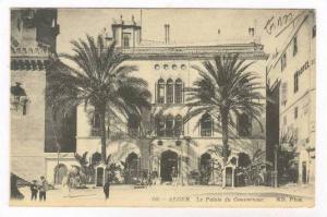 ALGER, Algeria, PU-1915 : Le Palais du Gouverneur