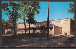 Wisconsin, Oshkosh - Physical Education Bldg - University