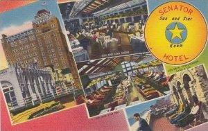 New Jersey Atlantic City Senator Hotel