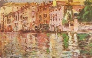 E.Meifren. Gran Canal. Venecia  Fine painting, nice Spanish VINTAGE pc