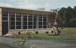 Annhurst College, Burel Hall, SOUTH WOODSTOCK, Connecticut, 40-60's