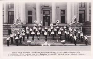 RP, First Prize Winner Band, Vancouver, British Columbia, Canada, 1920-1940s