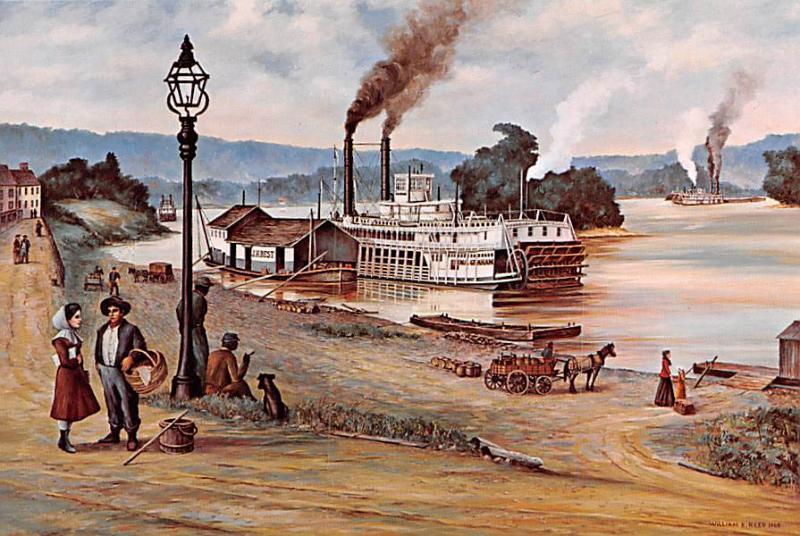 Marietta Wharf - William E Reed