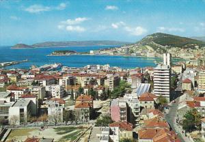Yugoslavia Split Panorama View