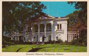 Alabama Montgomery Governors Mansion