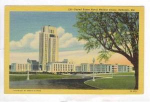 United States Naval Medical Center, Bethesda, Maryland, PU-1948