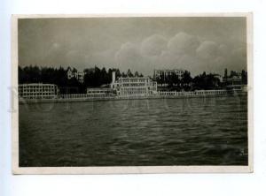 158942 Russia Caucasus SOCHI Caucasian Riviera HOTEL TsIKS OLD