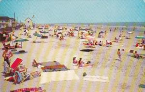 New Jersey Stone Harbor Beach and Surf Bathing 1960