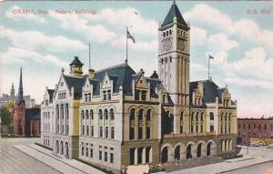 Nebraska Omaha Federal Building