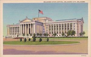 Oklahoma State Capitol Oklahome City Oklahoma