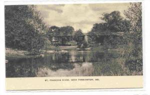 St. Francois River, Near Farmington, Missouri, 00-10s