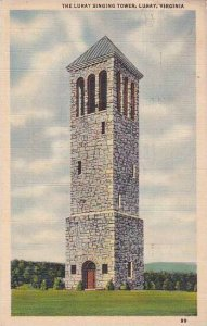 Virginia Luray The Luray Singing Tower 1938