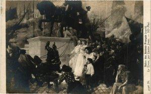 CPA AK Salon 1910 L. JONAS Le Tyran (707044)