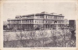 Italy Roma Rome Palazzo di Giustizia 1923