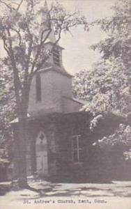 Connecticut Kent St Andrews Church