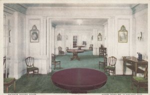 CLEVELAND , Ohio, 1910s ; Private Dining Room , Hotel Statler