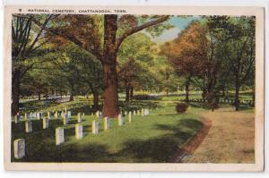 National Cemetery, Chattanooga TN