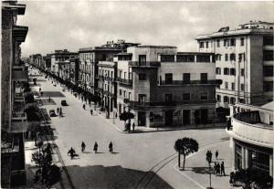 CPA AK Pescara Il Corso Italia. ITALY (449844)