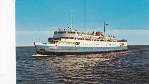 M.V.S. Abegweit Ferry Boat, Cape Tormentine, New Brunswick, and Cape Borden, ...