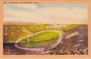 The Coliseum Los Angeles California