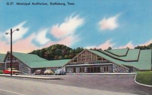 Tennessee Gatlinburg Municipal Auditorium