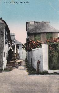 Tin Can Alley, BERMUDA, 1900-1910s