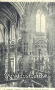 Spain Postcard España Tarjeta Postal Catedral, Burgos  Catedral