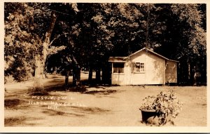 New Hampshire North Haverhill West View 1932 Real Photo