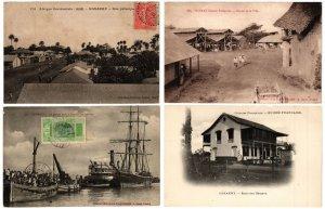 FRENCH GUINEA GUINÉE 197 CPA Afrique pre-1940