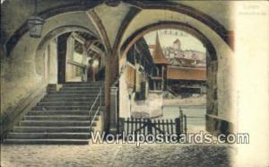 Luzern Swizerland, Schweiz, Svizzera, Suisse Spreuerbrucke  Spreuerbrucke