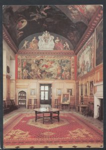 Northamptonshire Postcard - The Great Hall, Boughton House, Kettering  RR5010